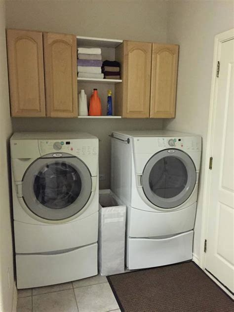 laundry closet door ideas 15 laundry closet ideas to save space and get organized