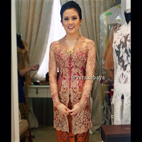 Blouse Batik Bagus Ani Cantika 17 best images about vera kebaya indonesia on