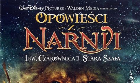 film narnia lew czarownica i stara szafa opowieści z narnii lew czarownica i stara szafa