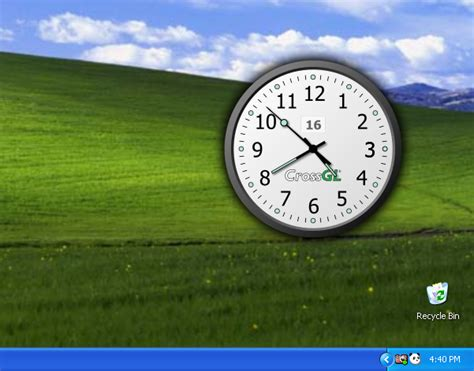 clock themes pc computer download crossgl surface clock download
