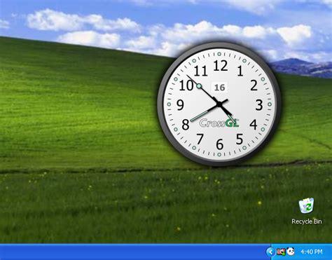 desktop clock wallpaper wallpapersafari