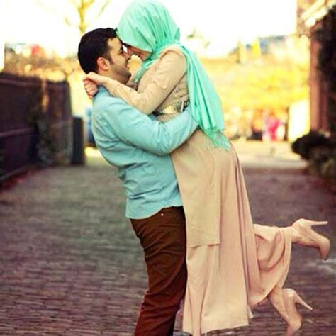 couple pic 165 cute and romantic muslim marriage couples updated