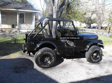 1973 Cj5 Jeep 1973 Jeep Cj5