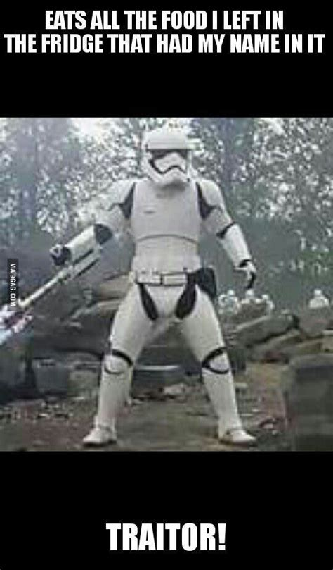 Fridge Raider Meme - the 11 funniest uses of the tr 8r meme from the force awakens