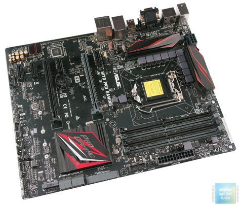 Asus H170 Pro Gaming asus h170 pro gaming