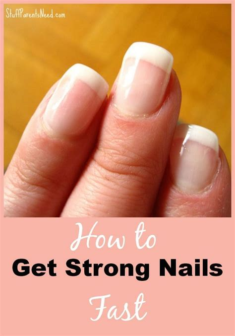 7 Ways To Strengthen Your Nails by How To Strengthen Brittle Nails There S An For That
