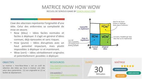 matrice   wow coach agile