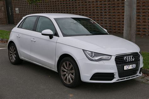 Audi Wiki by Audi A1
