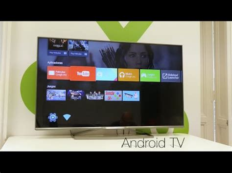 analisis android tv review en espanol youtube