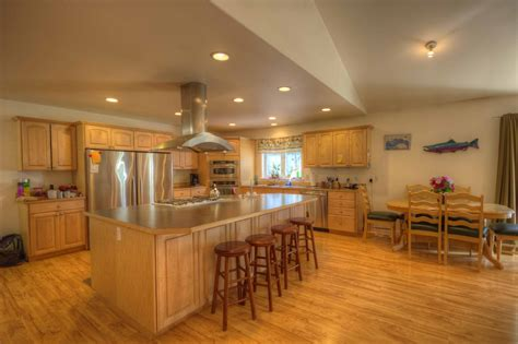 double island kitchens extra area extra enjoyable 5770 e frost circle wasilla sold alaska real estate