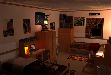 jhu housing jhu housing and dining decorated dorm rooms on behance