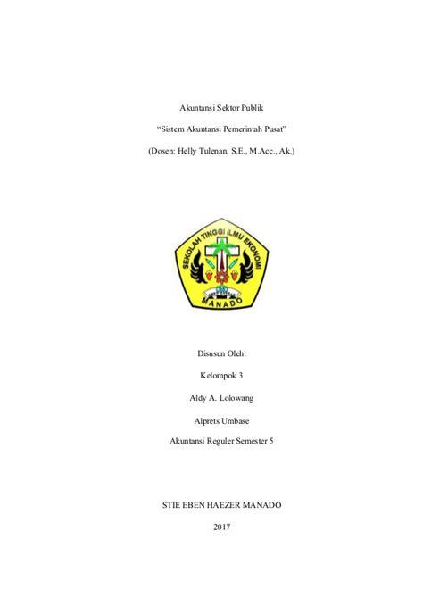 Akuntansi Sektor Publik Mahmudi Limited makalah bab 10 akuntansi sektor publik