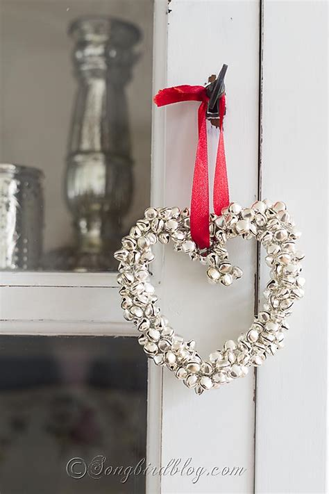 making christmas bell ornaments ornament jingle bells