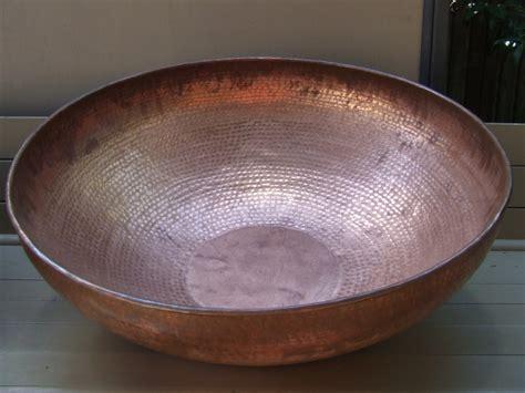 large bowls copper bowls east of