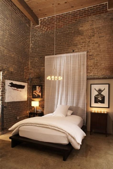 20 Modern Bedroom Designs With Exposed Brick Walls Rilane Designs For Walls In Bedrooms