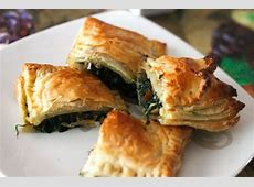 Spinach Mushroom & Cheese Puff Pastry Recipe | See more ... Meat Spinach Cheese Pastry