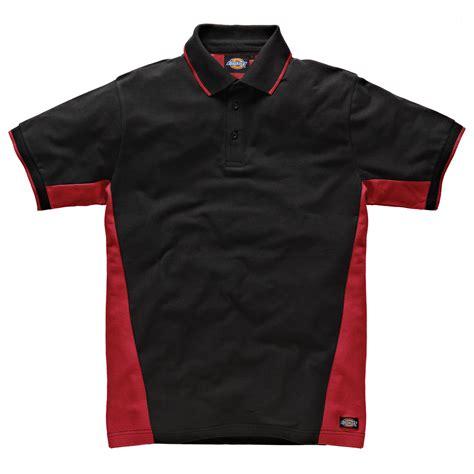Motorrad Garage Polo by Dickies Garage Pit Mechanic Two Tone Cotton T Shirt