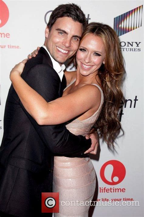 colin egglesfield y su esposa 2014 colin egglesfield launch party for lifetime s new series