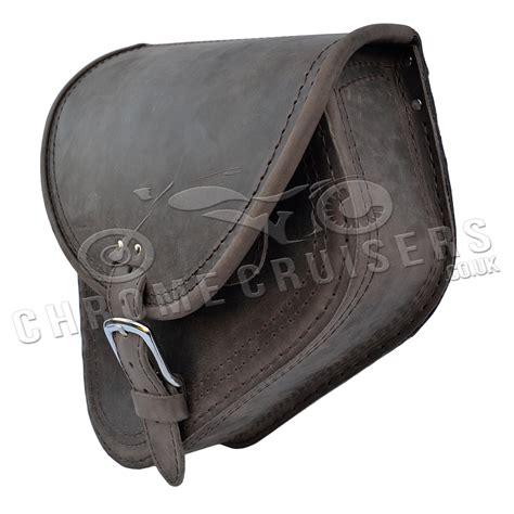harley davidson swing arm saddle bag harley davidson softail brown leather swingarm saddle bag