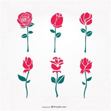 imagenes vectores de flores flores art 237 sticas minimalistas descargar vectores gratis