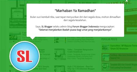 cara membuat kartu ucapan ramadhan cara membuat ucapan selamat bulan ramadhan di blog dengan