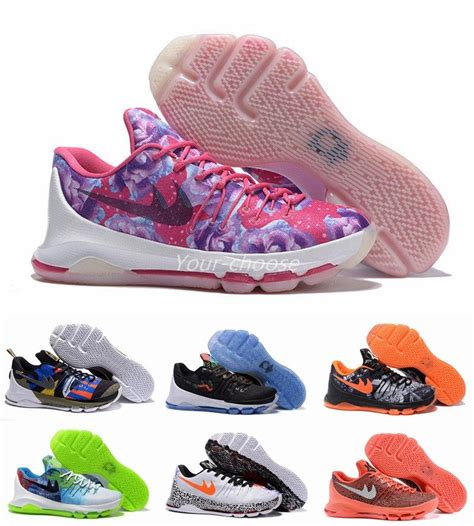 new kevin durant shoes new 2016 kevin durant kd 8 basketball shoes kd8