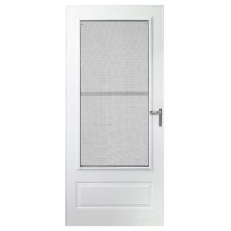 Emco 3000 Series Door by Emco 30 In X 80 In 300 Series White Universal