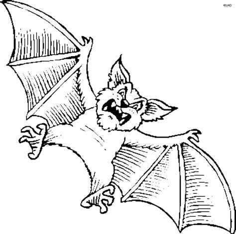 bat coloring pages for halloween bat color pages coloring home