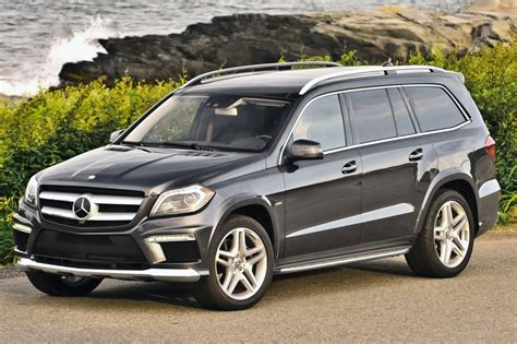mercedes benz jeep 2015 used 2015 mercedes benz gl class suv pricing for sale
