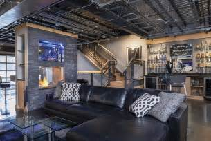 Metal Garage With Living Space by Rev It Up This South Side Pittsburgh Loft Is Unique And