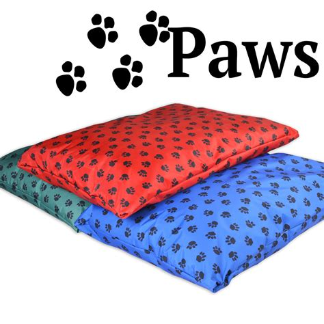 beds direct paws waterproof dog bed cushions new pet beds direct