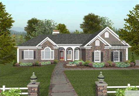 Country   Craftsman Home with 4 Bedrms, 2000 Sq Ft   Plan