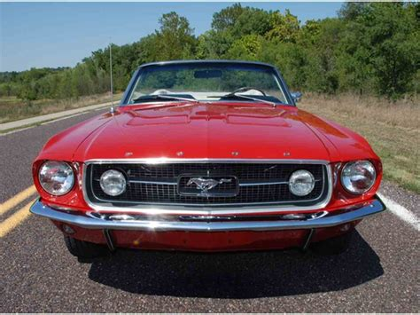 1967 Ford Mustang For Sale On Classiccars 1967 Ford Mustang For Sale Classiccars Cc 889085