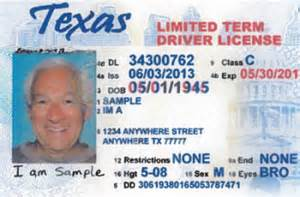 Drivers License Tx Rep Dale Legislative Update March 2015 Texans For