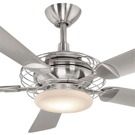 monte carlo maverick max 70 inch brushed steel ceiling fan monte carlo maverick max in brushed steel ceiling fan
