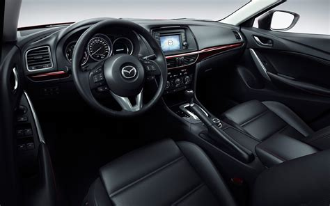 mazda interior 2014 mazda6 drive photo gallery motor trend