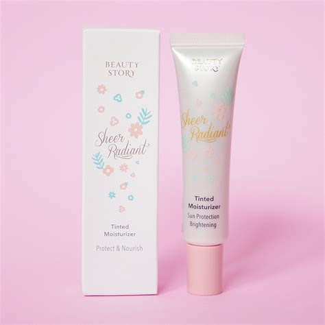 Serum Wajah Pixy sasyachi diary review story tinted moisturizer sheer radiant