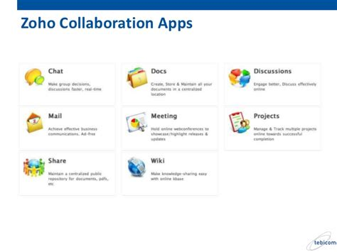 Office 365 Zoho Mail Office365 Apps Solutions Collaboratives Cloud