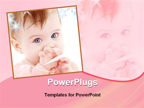 template ppt baby free ppt baby shower invitations powerpoint presentation