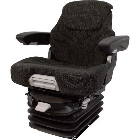 air ride tractor seat k m grammer msg95 741 tractor seat with 12v air suspension