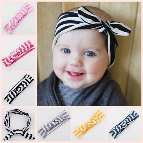 Knot Wide Headband wide knot headbands baby headwraps bandeau cheveux