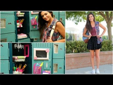 Bethany Mota Back To School Giveaway - 5 holiday diy projects decorations treats more funnycat tv