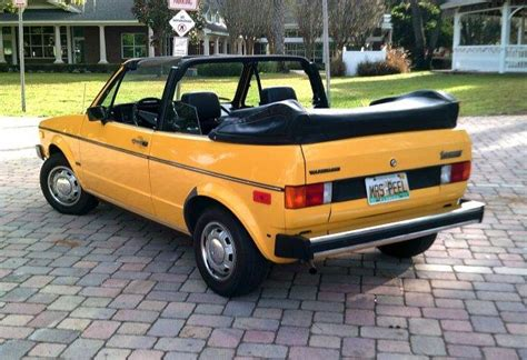 volkswagen rabbit convertible for sale 1982 vw rabbit convertible for sale oldbug com