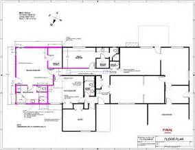 How To Get Floor Plans Of An Existing Home Floor Addition Plans Ranch House Additions Storyaddition