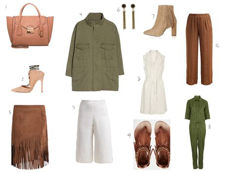 Safari Trend by Weekly Shopping Tips Safari Trend Fashionhippieloves