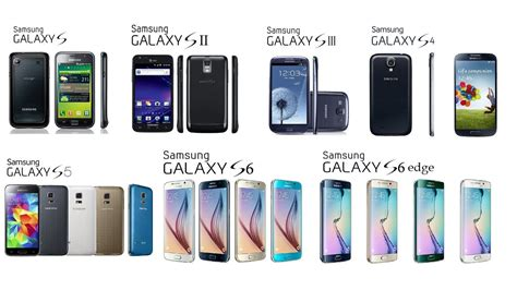 all mobile of samsung samsung galaxy s all generations