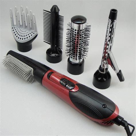 Hair Dryer Air Brush hair styling 5 in 1 multifunctional electric brush for hair drying air brush high power hair