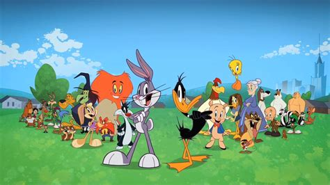 looney tunes show season 2 wired