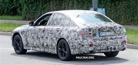 bmw g20 interior spied g20 bmw 3 series seen again with interior image 725565