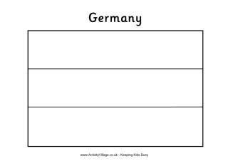 coloring page for german flag german flag colouring page printable for a new coat for